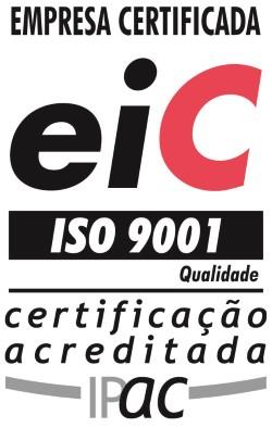EIC ISO-9001  Qualidade Empresa Certificada IPAC